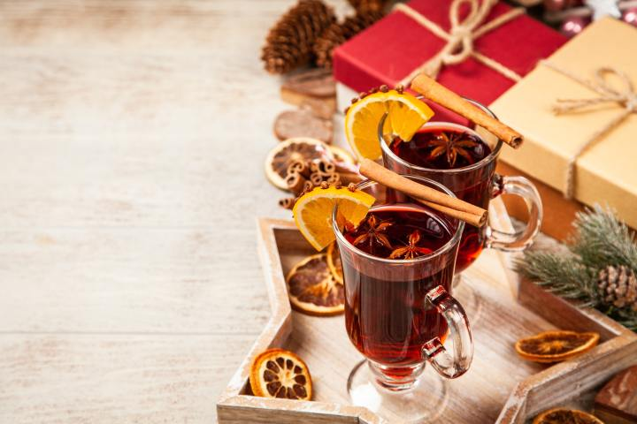 Holiday Inspired Drinks